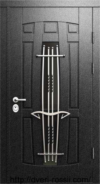 дверь металлическая входная