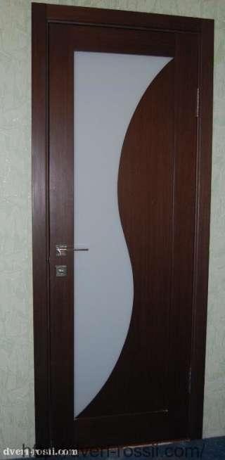 Купить двери в Днепропетровске шпонированные деревянные фабрики Varadoor