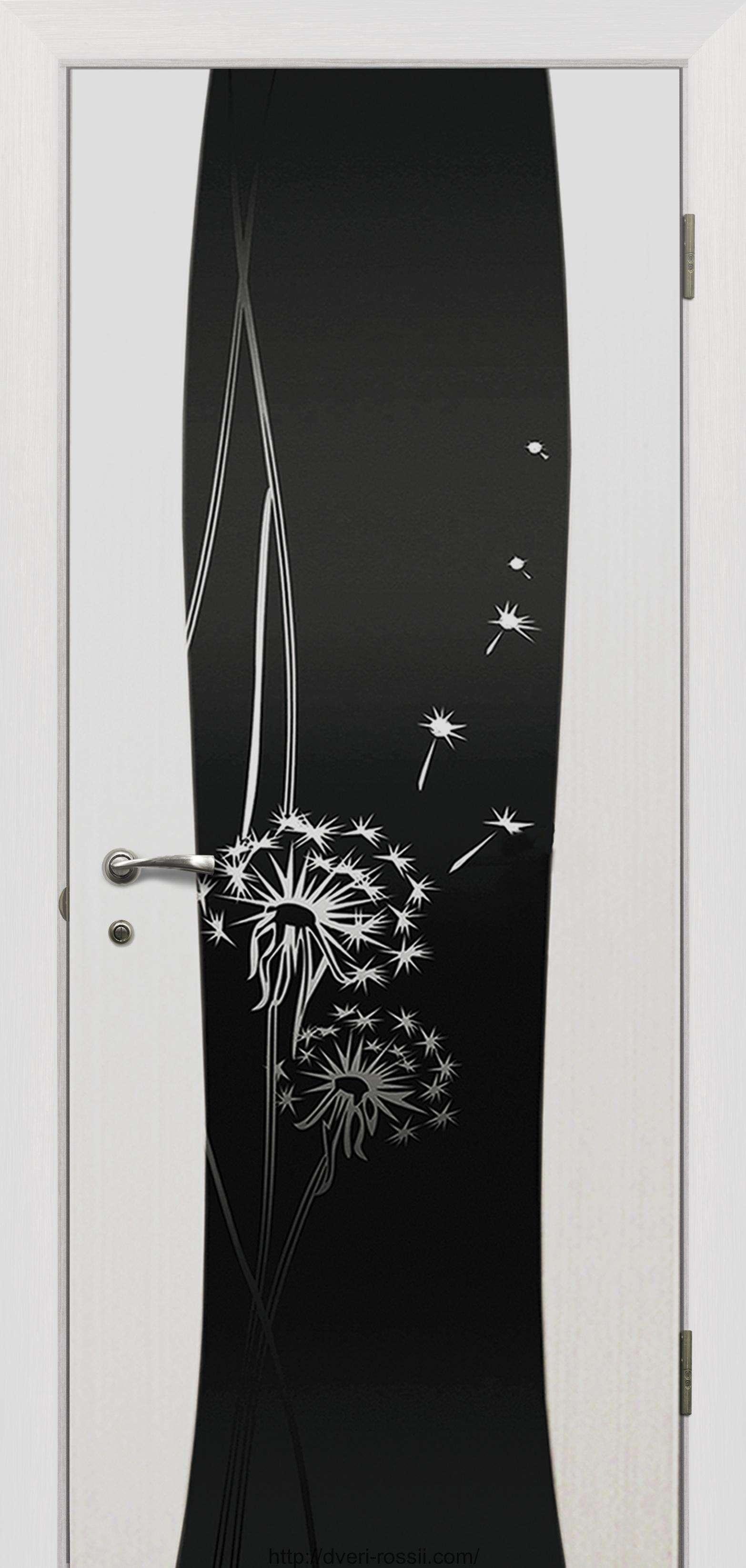 черное стекло с рисунком процедура удалению верхнего