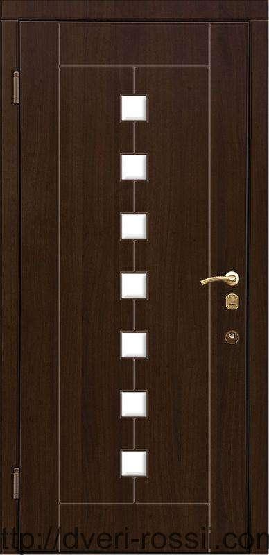 дверь железная 80 на 210