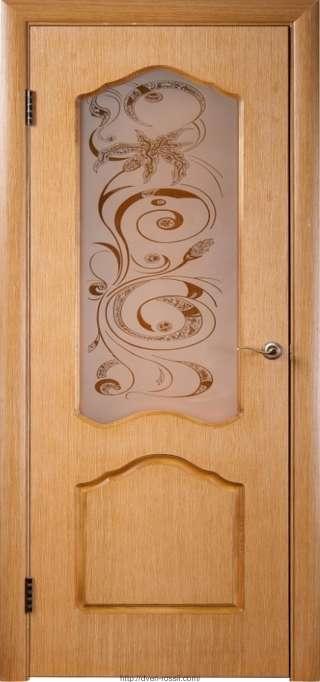 Купить двери Art-S Dub vitrag