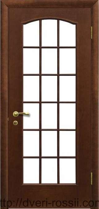 Купить межкомнатные шпонированные двери Халес в Днепропетровске
