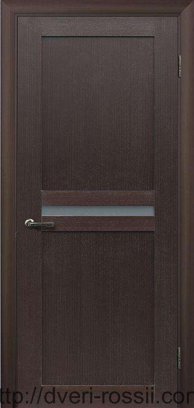 Купить двери фабрики Халес модель Паола венге ПГ