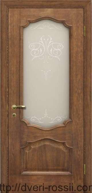 Купить шпонированные двери Халес в Днепропетровске