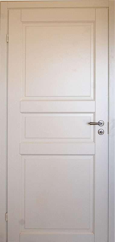 белые двери jeld-wen