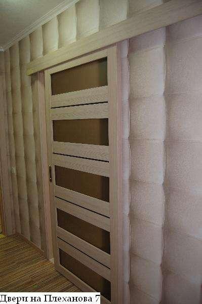 Двери на кухню сдвижные