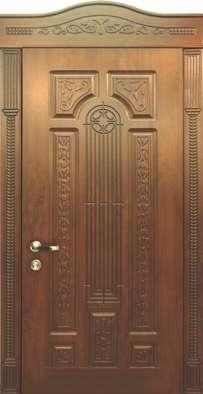 Входная дверь Океан-модель-6