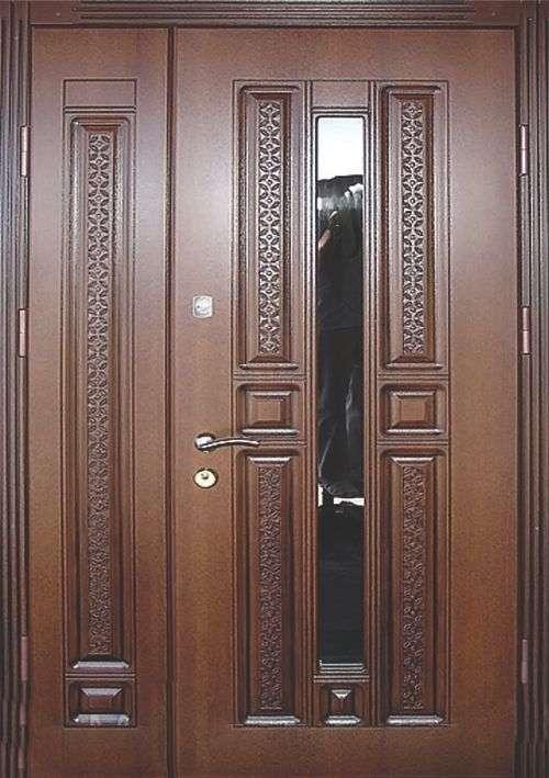 металлические двери со стеклом до 20000 тыс