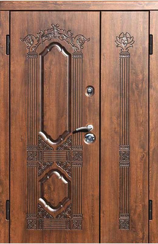 двери входные мдф с патиной