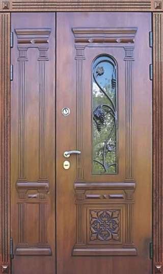 Входные двери Океан двупольные