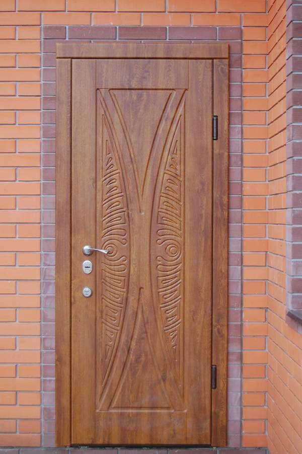 дверь входная каховка