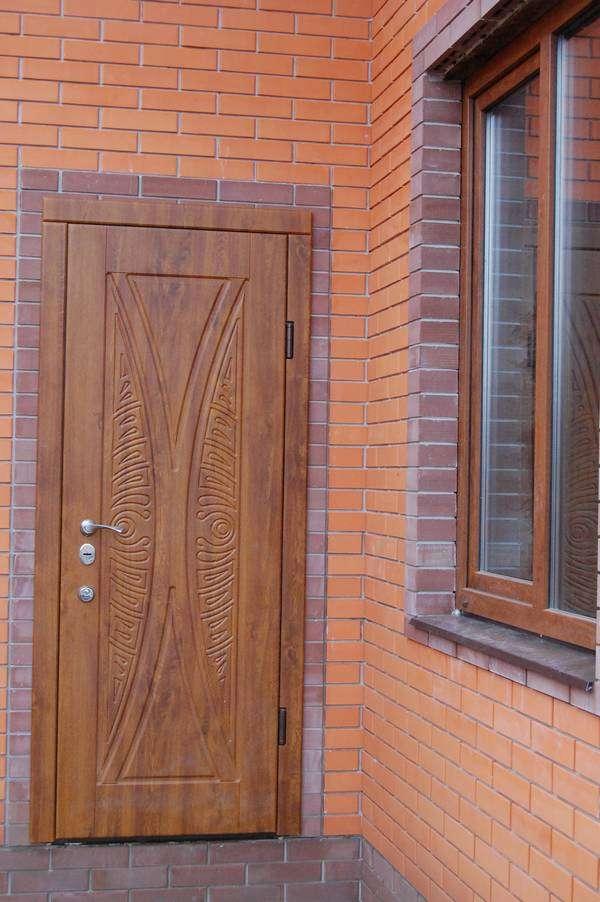 входние двери каховка