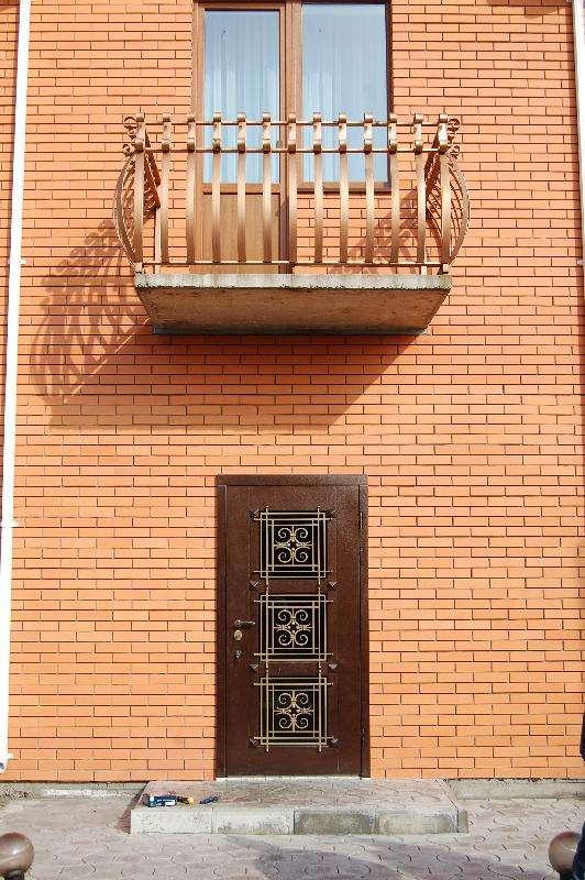 лучшие уличные стальные двери