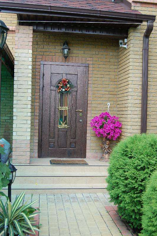 входная металлическая дверь в дом цена с установкой