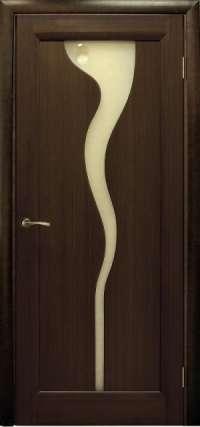 Дверь Ручейок венге