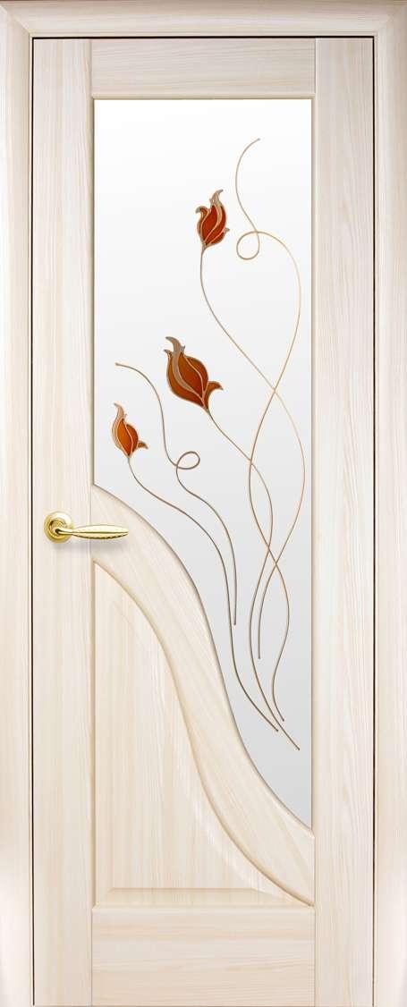 Двери Амата ясень р1