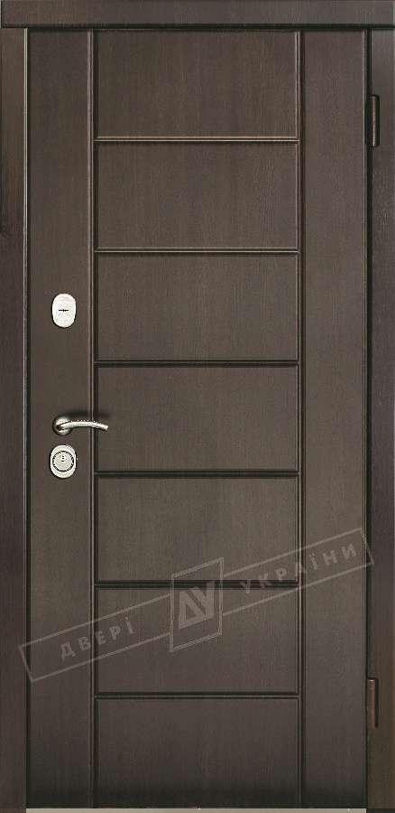 Входные двери в квартиру Ника Венге-0679859931