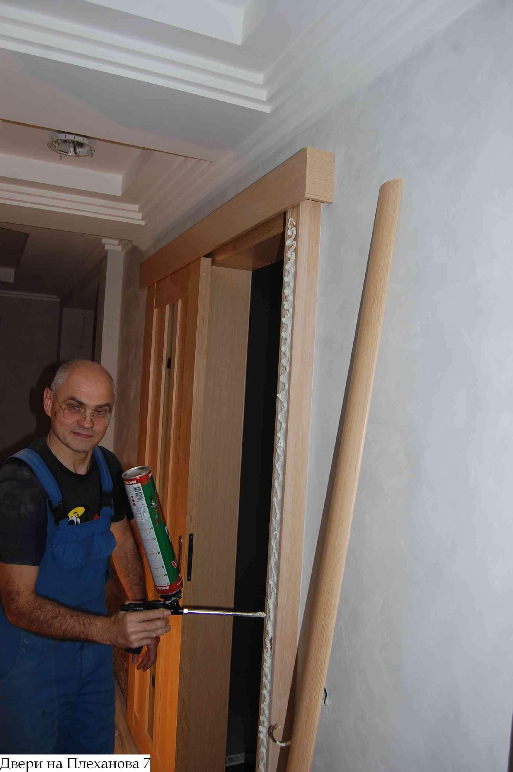 этом еще когда ставить входную дверь при ремонте или функциональное нижнее