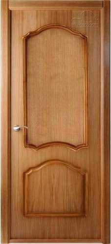 Купить двери Каролина пг дб светлый
