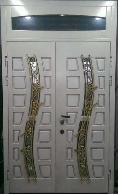Двери в дом двойные Премьер мс-008