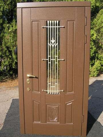 Входные двери с мдф панелями MDF
