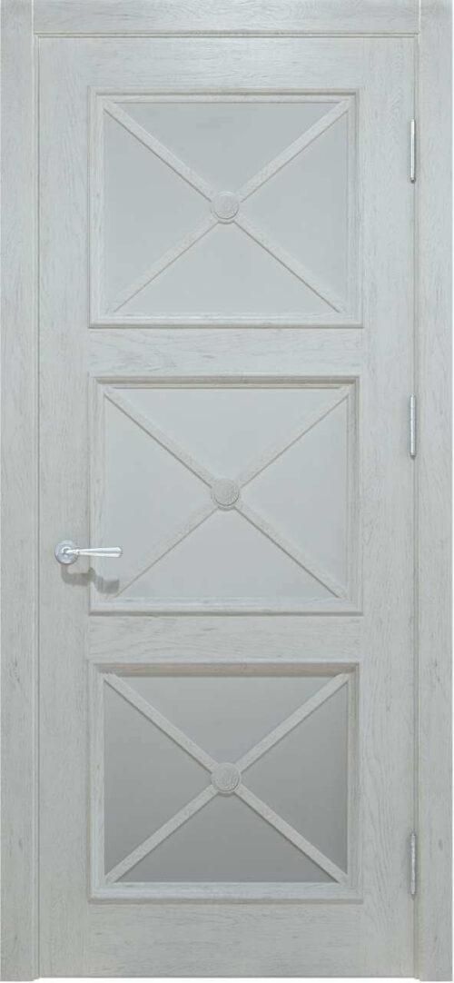 Двери Адант белые