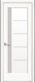 Двери новый стиль белый мат гретта