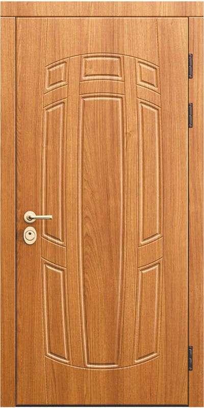 железные двери в коридор на 4 квартиры