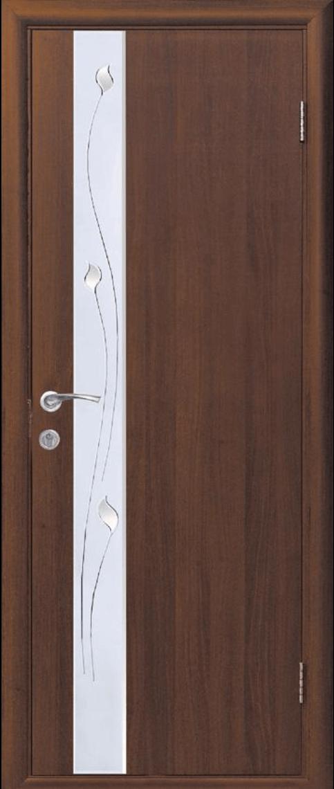 Двери новый стиль злата орех
