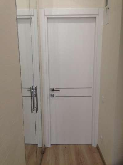 Белые двери a-6-m