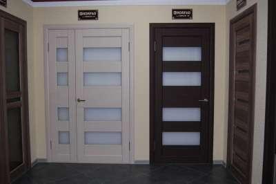 Двери корфад на выставкке