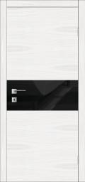 Шпонированная дверь модель Ф17