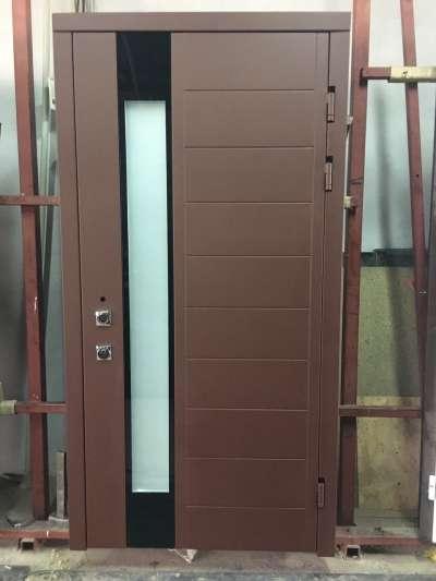 Входные двери в дом Премьер МС-031 Брюссель 8019