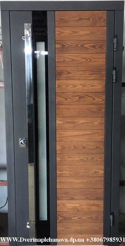 Двери Гент МС-035 ясень графит