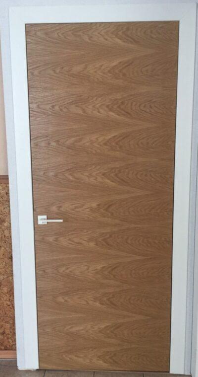 Двери Иена 2 дуб натуральный