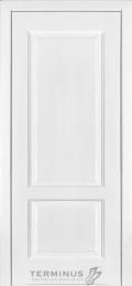 Двери терминус -04 белый ясень глухая
