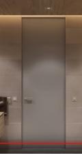 Скрытые двери высотой 2700мм