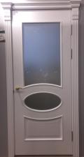 55-белый ясень стекло терминус