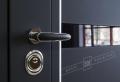 Элис бронированная дверь черного цвета