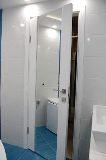Зеркальные двери для ванной