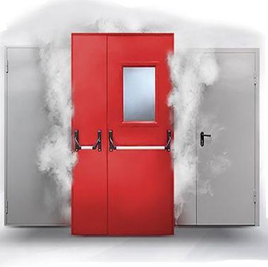 Двери противопожарные Днепр