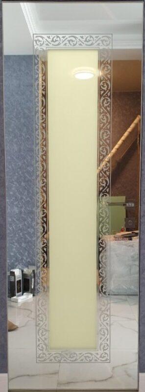 Двери скрытые миландж