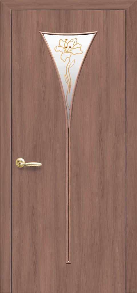 Двери Бора Ольха 3 д