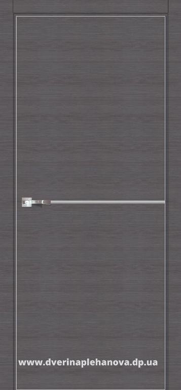 Щитовая дверь CL-4 с молдингом