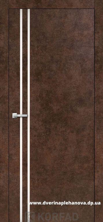 Дверь Корфад АЛП-01 арт бетон